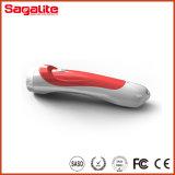 Факел USB перезаряжаемые перезаряжаемые СИД оптимизатора света длиннего ряда (X1)