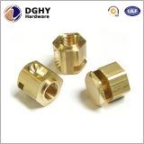 CNCの回転製粉の機械化はダイカストの真鍮の予備品を