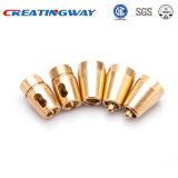 サンプルを提供するカスタム真鍮の部品を製粉するCNCは小さい順序できる