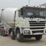 Camion de béton de la colle de Shacman F3000 8X4