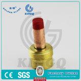 De Lens van het Gas van de Delen van de Toorts van het Lassen van Kingq voor Wp18/45V/995795