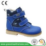 優美の健康は子供の靴の整形治療用靴に蹄鉄を打つ