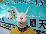 Máscaras de goma del látex humano barato de la garantía de calidad, máscara de Víspera de Todos los Santos, máscara de Cosplay