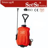 16L CE aprovado elétrico / bateria agrícola mochila / mochila pulverizador de reboque (SX-MD16E)