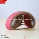 2000X50mm, P80, courroie de sablage abrasive de Zirconia de Vsm pour l'acier inoxydable et bois de meubles