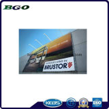 PVC Frontlit Flex Banner Factory Price Canvas Billboard (500dx500d 18X12 560g)