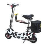 安い価格の2017新しい折りたたみの電気スクーター