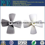 Hohe Präzisions-kundenspezifische Plastikspritzen-Ventilatorflügel