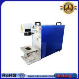 Machine de gravure portative de laser de Kbf 50With100W pour la feuille de cuivre