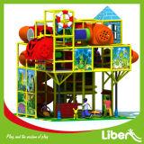 Liben подгоняло крытую мягкую взбираясь структуру для малышей