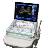 Le GV de FDA de la CE a certifié la machine de scanner d'ultrason de matériel d'hôpital