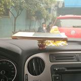 logotipo Stent do carro 3D que gira o suporte magnético do telefone móvel