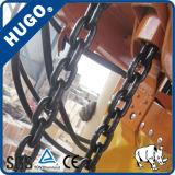 Het Elektrische Hijstoestel van Hsy in G80 Ketting met Gesmede Haak van Chinese Fabriek
