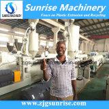Tubulação de água plástica do PVC & máquina elétrica da extrusão da tubulação
