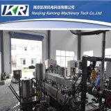 Máquina quente plástica da extrusora do granulador do PVC do corte