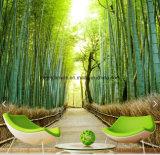 3D에 의하여 꽃 /Nature 주문을 받아서 만들어지는 풍광 또는 현대 또는 판지 시리즈 또는 벽화