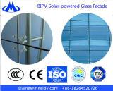 50 W queTransmitem e vidro solar oco