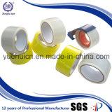 Cinta del claro OPP del amarillo del fabricante de China del mercado de Corea
