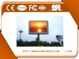 Tela de indicador ao ar livre cheia do diodo emissor de luz da cor P8 SMD 3535 de boa qualidade