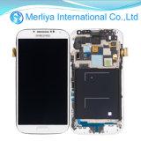 Индикация I9500 I9505 LCD с рамкой для Samsung S4