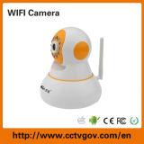 Câmera Wireless Indoor Mini Dome PTZ IR WiFi CCTV Segurança IP (HX-W2)