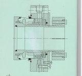 Bearbeiten-Pumpe und Ausgleich-mechanische Dichtung (HT1)