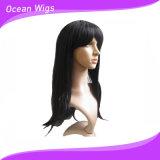Parrucca sintetica alla lunghezza differente dei capelli