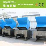 Desechos industriales trituradora de plástico rígido / trituradora de plástico