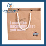 Sports aceitável Kraft Packing Bag com Logo (CMG-MAY-027)