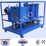 Zanyo verbond Machine van de Filtratie van de Olie van de Turbine van het Blok de Type Gebruikte met elkaar