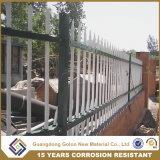 Гальванизированная орнаментальная загородка сада металла
