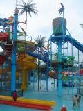 Maison Interactive eau pour le parc aquatique