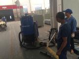 Aspirateur industriel de cyclone pour la poussière concrète