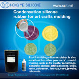 어떤 종류의 Silicone Rubber Can를 Used Make Small Crafts있으십시오지