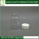 bottiglia della medicina di plastica della radura dell'animale domestico 80ml piccola