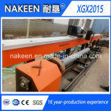 Автомат для резки стальной трубы CNC 3 Aixs для круглых труб