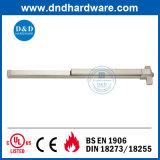 Barra de toque de fogo nominal para porta de balanço simples