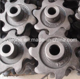 Roda Chain de aço fazendo à máquina do CNC para a máquina