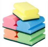 Les produits en gros, cuisine bombe l'éponge de nettoyage, éponge de mousse de Cleanig