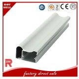 Profil en aluminium/en aluminium d'extrusion de la pipe/du tube (RA-006)