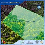 Folhas do vidro acrílico/folha plástica colorida