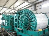 脱水の回転式ドラム鉱山の真空の排気フィルター