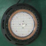 indicatore luminoso esterno industriale della baia della lampada di riflettore del baldacchino del UFO LED di illuminazione di 100W LED alto
