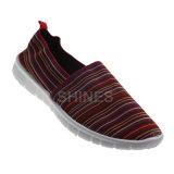 Zapatos superiores elásticos de la inyección para las mujeres