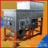 Fornalha de derretimento de cobre e prender a fornalha, fornalha de cobre da carcaça de Rod