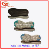Rb Outsole ЕВА способа 2016 Unisex напольных сандалий единственный для делать Flip Flop