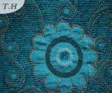 2016년 해바라기 패턴 자카드 직물 의자 덮개와 가구 직물 (FTH31125)