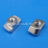 Profil de Foraluminum de noix de tête de marteau de qualité