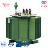 Pólo montou o micro transformador da distribuição de potência
