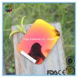 Lentille polarisée de lunettes de soleil pour des lunettes avec la couleur faite sur commande